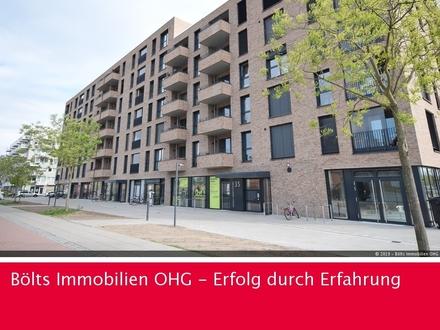 Wohngemeinschaft willkommen - Neubau-Erstbezug, 3-Zimmer-Wohnung mit 2 Balkonen