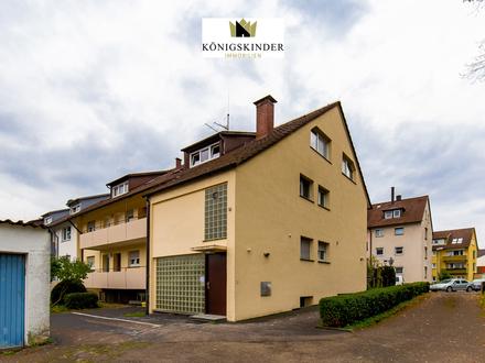 Seit Kurzem Vermietete 3-Zimmer DG-Wohnung mit Stellplatz in S-Hedelfingen