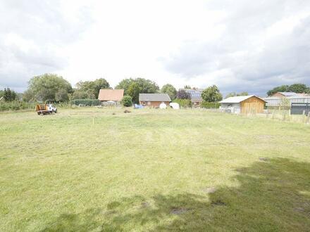 Rd. 2.250 m² großes Pfeifenstielbaugrundstück (teilbar) in zentraler Lage von Twist-Bült