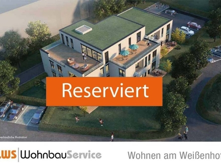 3-Zi.-Whg im OG: Moderne Parkvilla mit 10 Wohnungen | Stuttgart - Am Weißenhof 15
