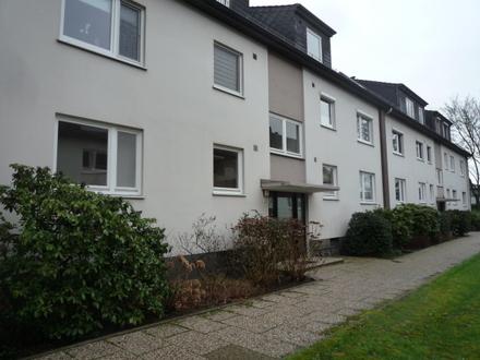 Neue Vahr, 3-Zi.-Wohnung, 76 m², Balkon, Stellplatz.