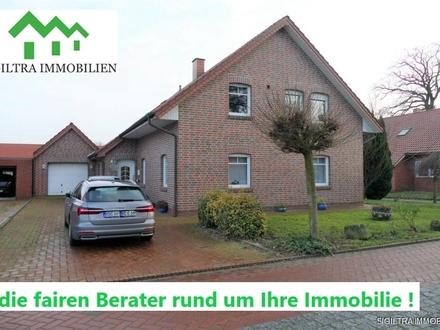 Ebenerdiges Wohnen mit Garten im Herzen von Esterwegen