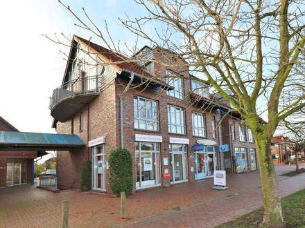 TT Immobilien bietet Ihnen: Laden-/Bürofläche in sehr guter Lage von Hooksiel!