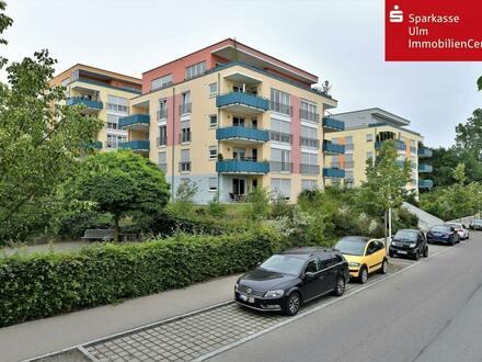 Penthouse mit traumhafter Aussicht in begehrter Lage am Ulmer Eselsberg