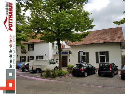 Haus mit Gaststätte