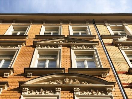 Kapitalanlage in Leipzig - Tolle 3-Raumwohnung mit Balkon