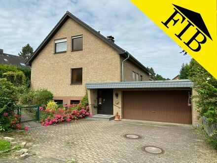 Freistehendes Ein- bis Zweifamilienhaus in attraktiver Lage von Bielefeld-Großdornberg, Nähe Universität!