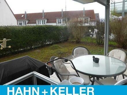 Super schicke 3,5 Zi.-Whg. mit Garten +TG +Stellplatz