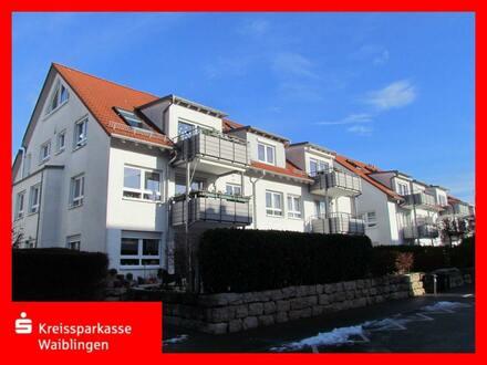 4 1/2-Zimmer-Maisonette-Wohnung mit Aufzug in Fellbach-Oeffingen