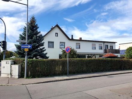 Geräumige DHH mit großem Garten in Straubing Ost