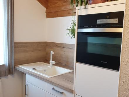 2-Zi.-Einliegerwohnung in modernem Einfamilienhaus
