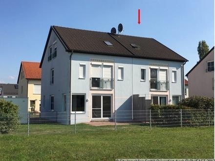 Vermietete Doppelhaushälfte in begehrter Wohnlage!
