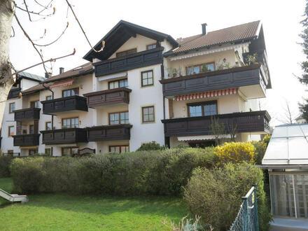 Gepflegte und ruhig gelegene Erdgeschosswohnung mit Terrasse