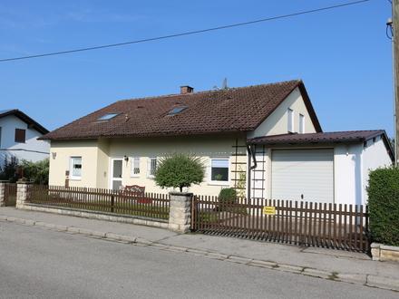 Gemütliche Dachgeschosswohnung in einem 2-Familienhaus
