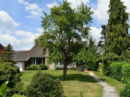 Gepflegtes Einfamilienhaus mit separierbarem Grundstück