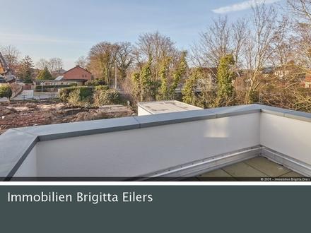 Neubau-Erstbezug: Barrierearme, moderne Obergeschosswohnung mit Lift und herrlichem Süd-West-Balkon!