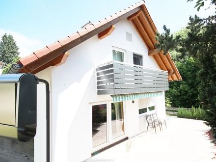 gepflegtes Einfamilienhaus in selten schöner Ortsrandlage