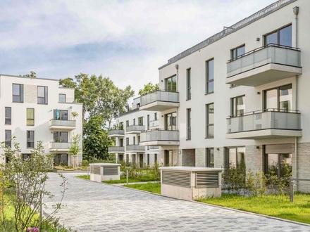 Moderne 4-Zimmer-Neubauwohnung am Tarpenbeker Ufer