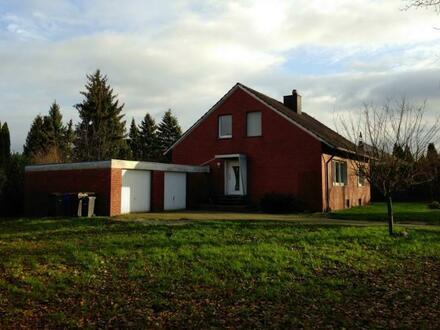 Top-Grundstück mit Einfamilienhaus in Dülmen!