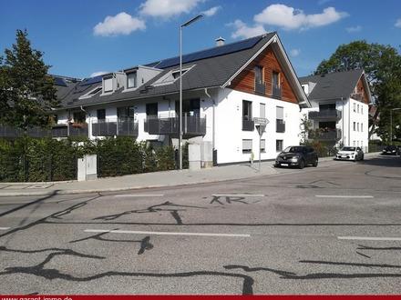 München-ALTPERLACH Garten/Terrassen-Wohnung