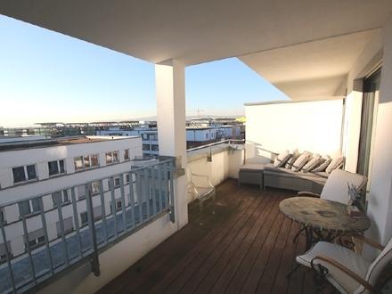 Erstklassige Kapitalanlage: 2-Zimmer Wohnung mit Taunusblick an der Europa-Allee