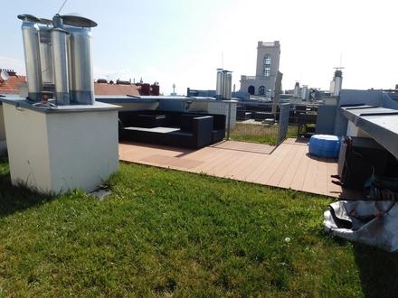 Familienfreundliches wohnen mit Ausblick und grüner Dachterrasse