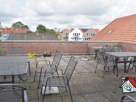 Obergeschosswohnung zentral in Friesoythe zu vermieten!!