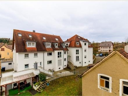 Sofort frei: 4,5 Zi. Maisonette-Wohnung in Weil der Stadt zentral und ruhig nahe S-Bahn