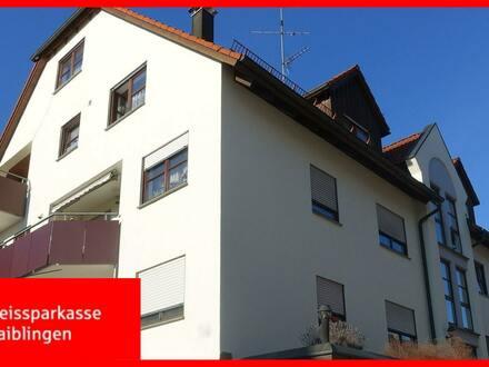 Sehr gepflegte 2 1/2-Zimmer- Maisonette-Wohnung in der Innenstadt!