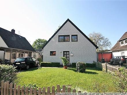 Langfristig vermietetes Einfamilienhaus nebst Garage in gefragter Wohnlage