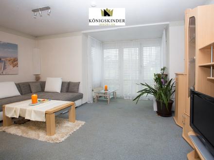 Attraktive 3-Zimmer-Wohnung mit Garage und Stellplatz (vermietet)