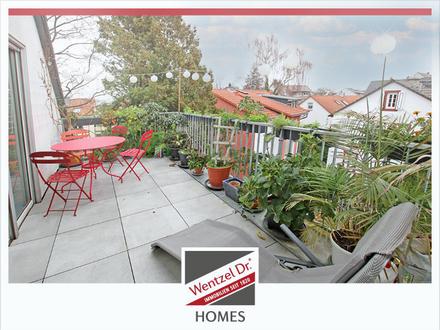 PROVISIONSFREI für Käufer – Großzügige Maisonette Wohnung in gepflegtem Zustand in Frankfurt Oberrad