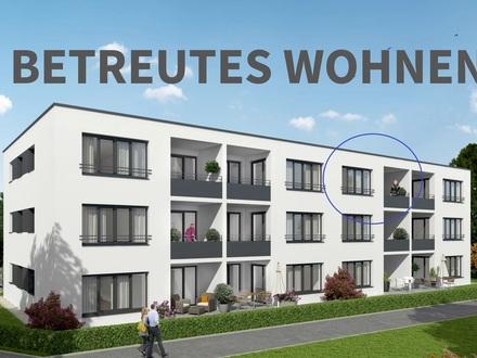 Neue 2 Zimmer Senioren-Wohnung im Betreuten Wohnen in Albershausen