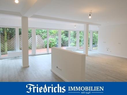 Großzügige 3-Zimmer-Wohnung im Erdgeschoss mit barrierefreiem Zugang in Bad Zwischenahn