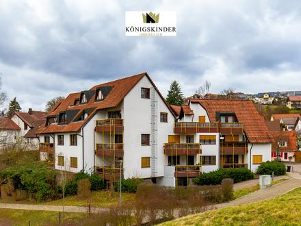 2-Zimmerwohnung Birenbach Traumlage !