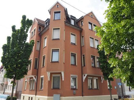 Vermietete 3-Zimmer-Wohnung in Bad Cannstatt