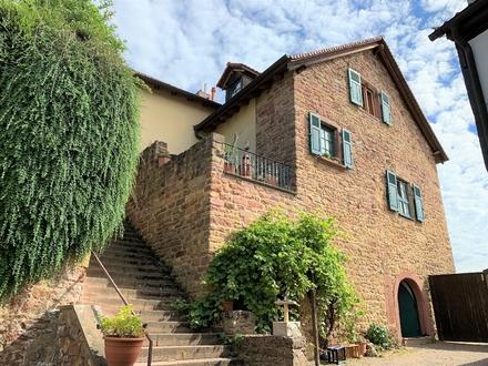 Dieses Haus schützt seine Bewohner schon mehrere 100 Jahre ....