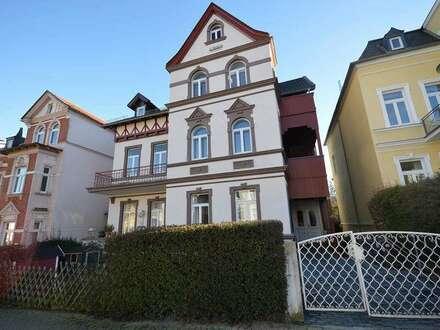 Traumhafte, perfekt modernisierte Jugendstil-Villa in bester Lage von Goslar.