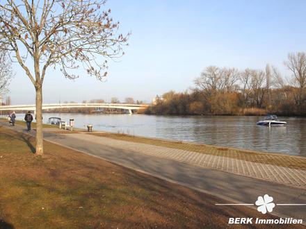 BERK Immobilien - Gut geschnittene 3-Zi. Eigentumswohnung mit Balkon in schöner Wohnlage Offenbachs
