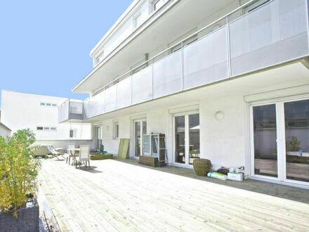Klagenfurt-Viktring: wunderschöne 98 m² Wohnung mit 103 m² Terrasse