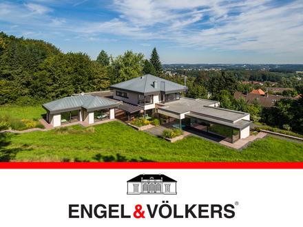 Einzigartige Luxusvilla am Bielefelder Stadtwald