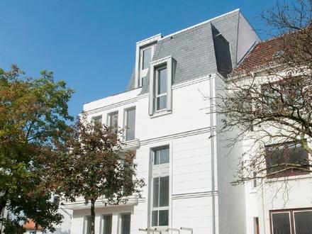 Helle, außergewöhnliche Penthousewohnung mit erstklassigem Wohnkomfort