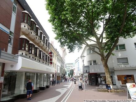 Solide vermietetes Geschäftshaus im Teileigentum in bester Mainzer Geschäftslage.