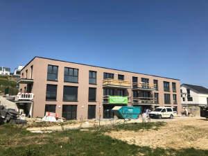 Kurz vor Fertigstellung - Außergewöhnliche Wohnung im Souterrain!