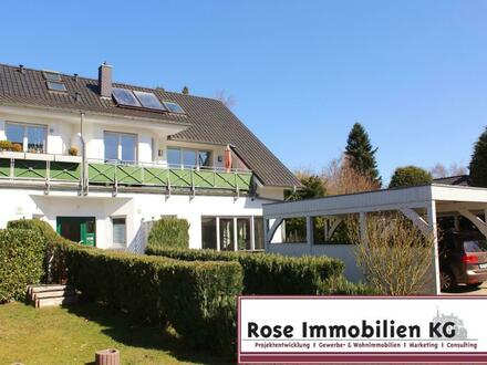 Maisonette-Eigentumswohnung mit Süd-Loggia in angenehmer Wohnlage (Minden-Nord)