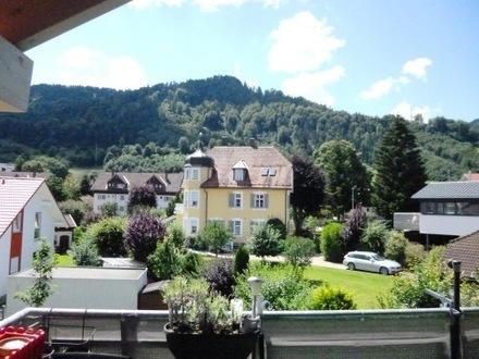3-Zimmer-DG-Wohnung mit Süd- u. Westbalkon in Immenstadt