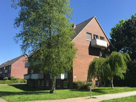 Dachgeschosswohnung mit Balkon in WHV
