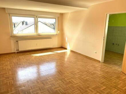 Sonnige 3-Zimmer-Wohnung mit Gartennutzung