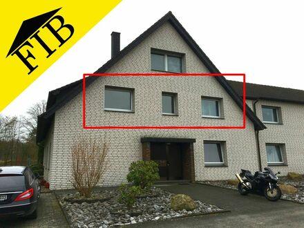 Ländlich gelegene 3 ZKB-Wohnung in Herford-Diebrock!