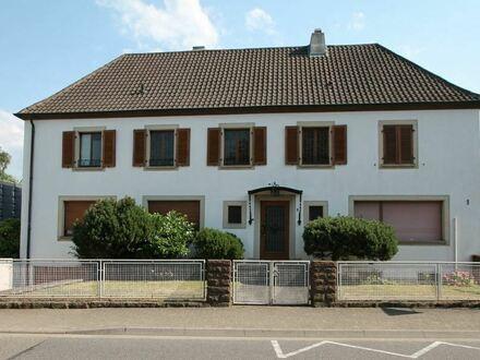 Großzügiges Wohn-und Bürogebäude in Edesheim zu vermieten